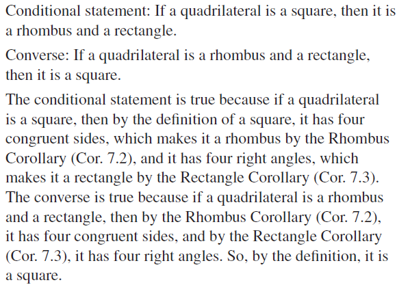 Big Ideas Math Geometry Answers Chapter 7 Quadrilaterals and Other Polygons 7.4 a 83