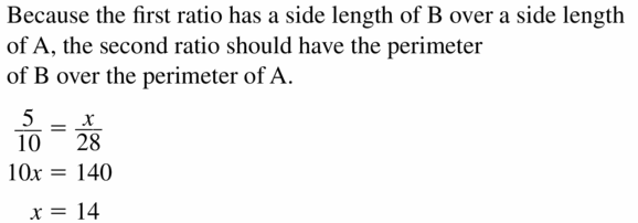 Big Ideas Math Geometry Answers Chapter 8 Similarity 8.1 Answ 23