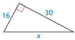 Big Ideas Math Geometry Answers Chapter 9 Right Triangles and Trigonometry 10