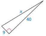 Big Ideas Math Geometry Answers Chapter 9 Right Triangles and Trigonometry 11