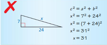 Big Ideas Math Geometry Answers Chapter 9 Right Triangles and Trigonometry 17