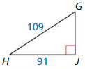 Big Ideas Math Geometry Answers Chapter 9 Right Triangles and Trigonometry 179