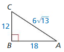 Big Ideas Math Geometry Answers Chapter 9 Right Triangles and Trigonometry 184