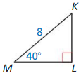 Big Ideas Math Geometry Answers Chapter 9 Right Triangles and Trigonometry 189