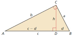 Big Ideas Math Geometry Answers Chapter 9 Right Triangles and Trigonometry 2