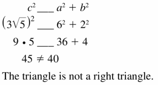 Big Ideas Math Geometry Answers Chapter 9 Right Triangles and Trigonometry 9.1 Ans 19