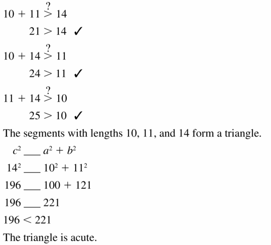 Big Ideas Math Geometry Answers Chapter 9 Right Triangles and Trigonometry 9.1 Ans 21