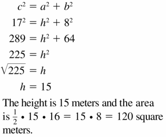 Big Ideas Math Geometry Answers Chapter 9 Right Triangles and Trigonometry 9.1 Ans 31