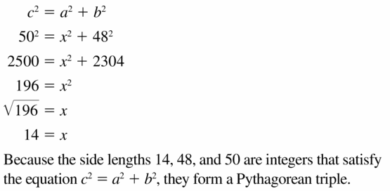 Big Ideas Math Geometry Answers Chapter 9 Right Triangles and Trigonometry 9.1 Ans 9