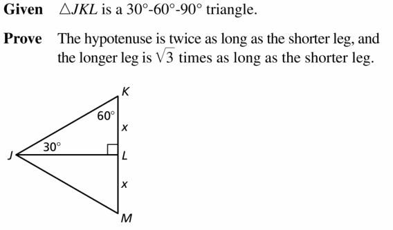 Big Ideas Math Geometry Answers Chapter 9 Right Triangles and Trigonometry 9.2 Ans 21.1
