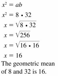 Big Ideas Math Geometry Answers Chapter 9 Right Triangles and Trigonometry 9.3 Ans 11
