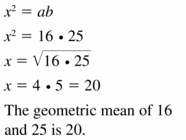 Big Ideas Math Geometry Answers Chapter 9 Right Triangles and Trigonometry 9.3 Ans 15
