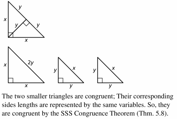 Big Ideas Math Geometry Answers Chapter 9 Right Triangles and Trigonometry 9.3 Ans 43