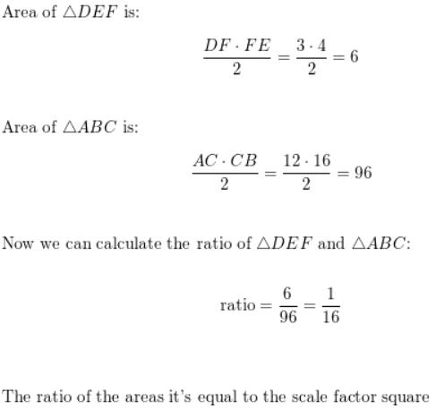 Big Ideas Math Geometry Answers Exercise 8.1 Similar Polygons 1