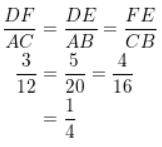 Big Ideas Math Geometry Answers Exercise 8.1 Similar Polygons 2