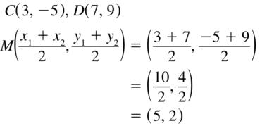 Big Ideas Math Geometry Solutions Chapter 1 Basics of Geometry 1.3 a 15