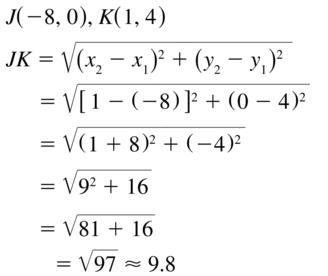 Big Ideas Math Geometry Solutions Chapter 1 Basics of Geometry 1.3 a 27