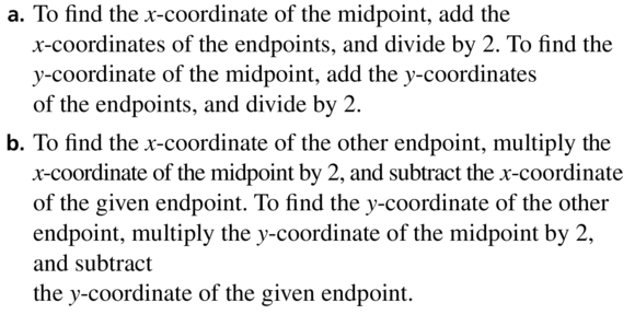Big Ideas Math Geometry Solutions Chapter 1 Basics of Geometry 1.3 a 35