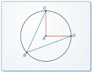 Big Ideas Math Geometry Solutions Chapter 10 Circles 123