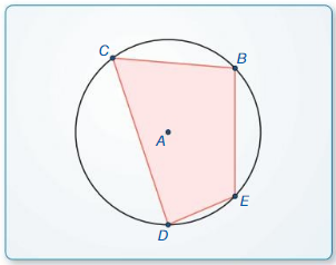 Big Ideas Math Geometry Solutions Chapter 10 Circles 124