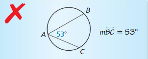 Big Ideas Math Geometry Solutions Chapter 10 Circles 146