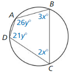 Big Ideas Math Geometry Solutions Chapter 10 Circles 148