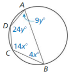 Big Ideas Math Geometry Solutions Chapter 10 Circles 149