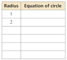 Big Ideas Math Geometry Solutions Chapter 10 Circles 300