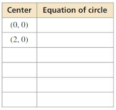 Big Ideas Math Geometry Solutions Chapter 10 Circles 301