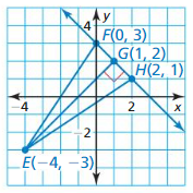 Big Ideas Math Geometry Solutions Chapter 3 Parallel and Perpendicular Lines 119