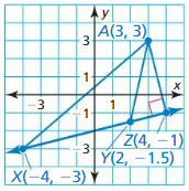 Big Ideas Math Geometry Solutions Chapter 3 Parallel and Perpendicular Lines 124