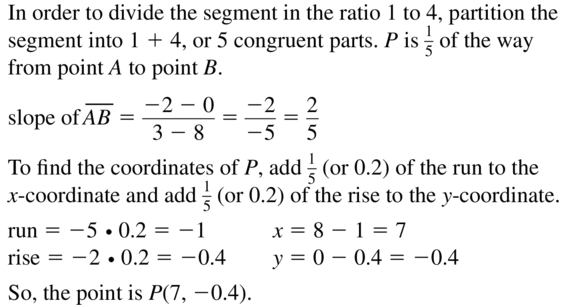 Big Ideas Math Geometry Solutions Chapter 3 Parallel and Perpendicular Lines 3.5 a 3