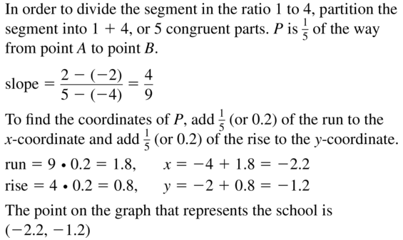 Big Ideas Math Geometry Solutions Chapter 3 Parallel and Perpendicular Lines 3.5 a 31