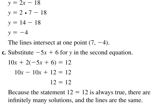 Big Ideas Math Geometry Solutions Chapter 3 Parallel and Perpendicular Lines 3.5 a 41.2