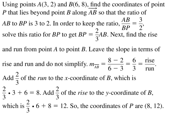 Big Ideas Math Geometry Solutions Chapter 3 Parallel and Perpendicular Lines 3.5 a 45