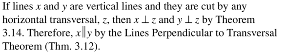 Big Ideas Math Geometry Solutions Chapter 3 Parallel and Perpendicular Lines 3.5 a 49
