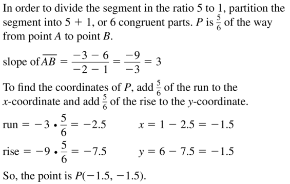 Big Ideas Math Geometry Solutions Chapter 3 Parallel and Perpendicular Lines 3.5 a 5