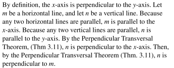 Big Ideas Math Geometry Solutions Chapter 3 Parallel and Perpendicular Lines 3.5 a 51
