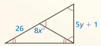 Big Ideas Math Geometry Solutions Chapter 5 Congruent Triangles 242