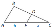 Big Ideas Math Geometry Solutions Chapter 6 Relationships Within Triangles 103