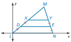 Big Ideas Math Geometry Solutions Chapter 6 Relationships Within Triangles 109