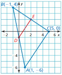 Big Ideas Math Geometry Solutions Chapter 6 Relationships Within Triangles 99