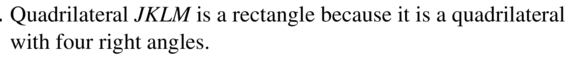 Big Ideas Math Geometry Solutions Chapter 7 Quadrilaterals and Other Polygons 7.5 a 21