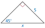 Big Ideas Math Geometry Solutions Chapter 9 Right Triangles and Trigonometry 139