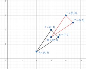 Big Ideas Math Solution Key Geometry Chapter 4 transformations img_114