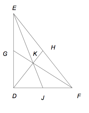 Big Ideas Math Answers Geometry Chapter 6 Relationships Within Triangles 6.3 3