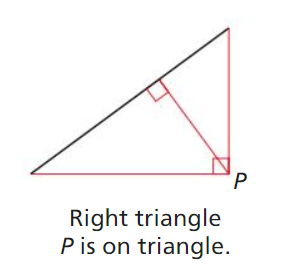 Big Ideas Math Answers Geometry Chapter 6 Relationships Within Triangles 6.3 4