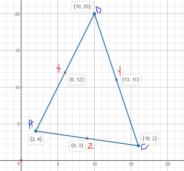 Big Ideas Math Geometry Answers Chapter 6 Relationships Within Triangles 6.2 7