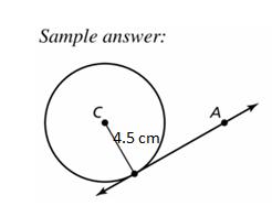 Big Ideas Math Geometry Answers Chapter 10 Circles 5