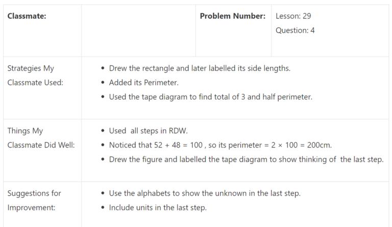 Eureka Math Grade 3 Module 7 Lesson 30 Answer Key - CCSS ...